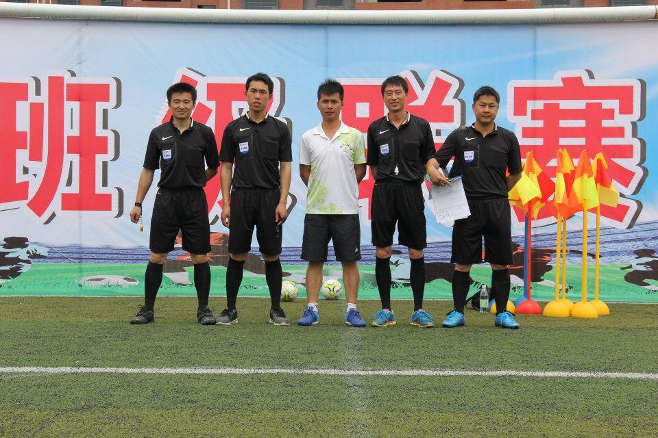 小学部2016年学生足球联赛